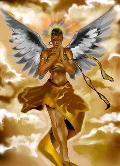 angel_praying angel