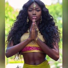 Lady Shepsa, Let Go Let Goddess