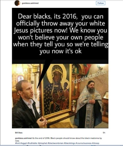 Dear Blacks
