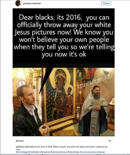 Dear Blacks