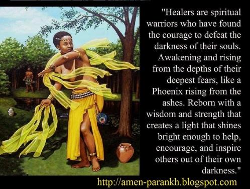 divine feminine Healers