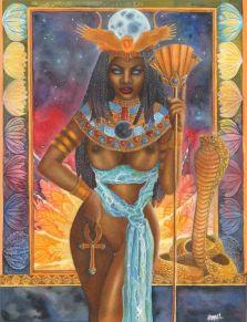 egyptian_divine feminine isis