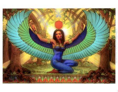egyptian_divine feminine