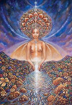 gaia_divinely feminine