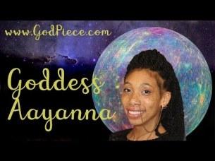 goddess aayanna