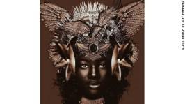 Khoudia Diop Melanin Goddess