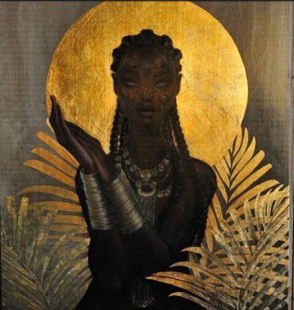 Ngame Goddess
