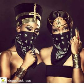 There is no Black Power without the empowerment of the black woman@godfrequency